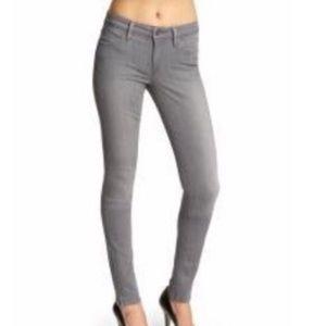 Joe's Chelsea Fit Skinny Jeans Gray Size 29